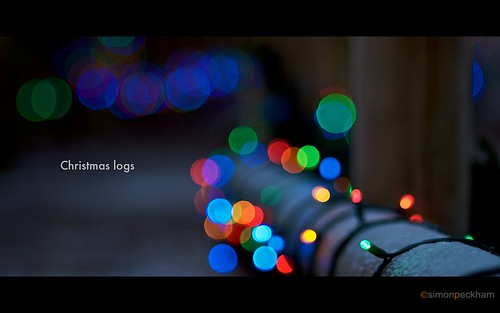 Christmas logs | by Simon Peckham
