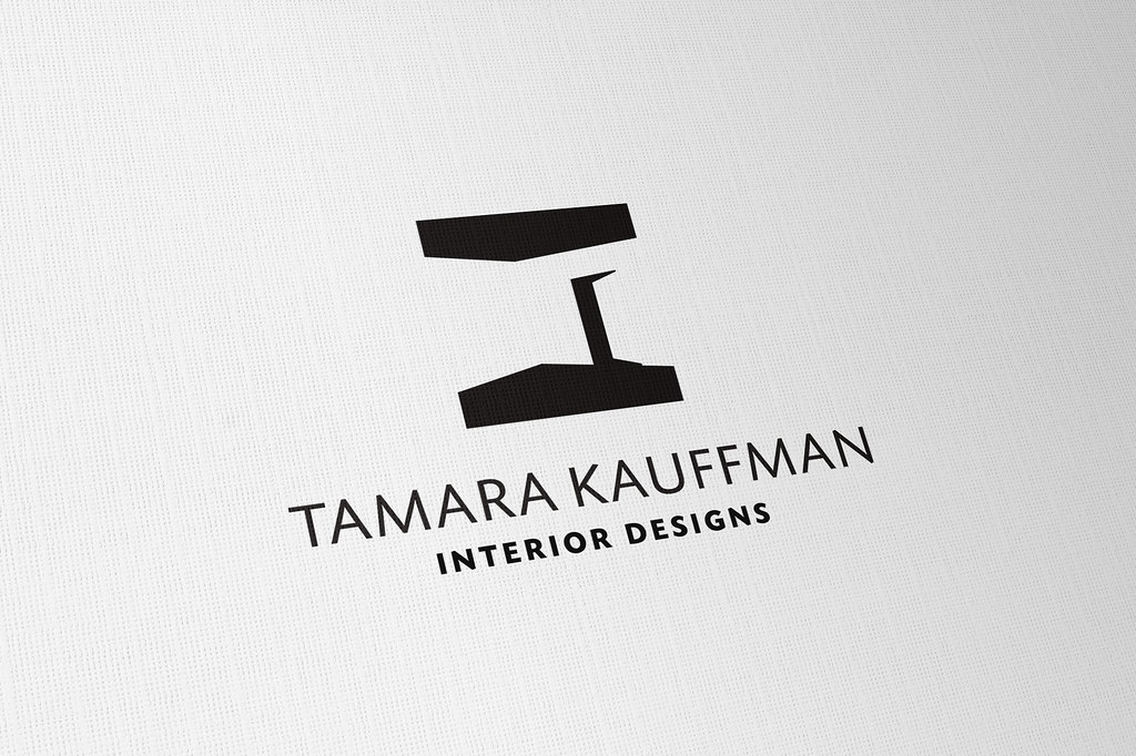Tamara Kauffman Interior Designs Logo - Portrait | Read more… | Flickr