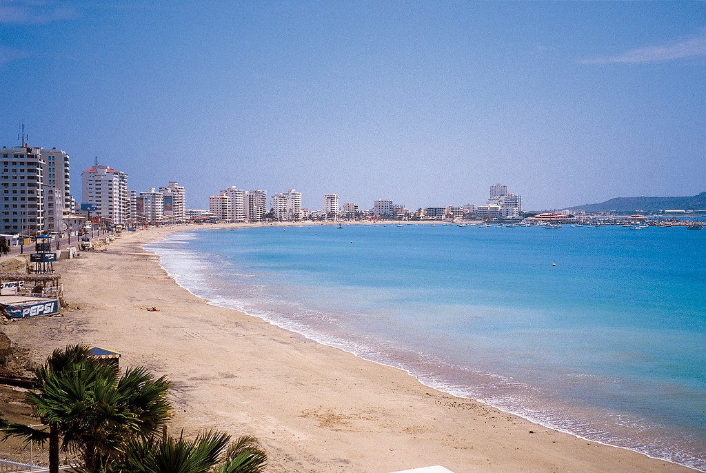 Barcel col n miramar hotel in playa salinas ecuador flickr - Hotel salinas asturias ...