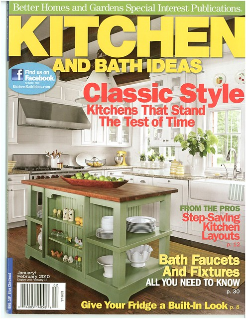 Better Homes And Gardens Kitchen And Bath Ideas January February 2010 Flickr Photo Sharing