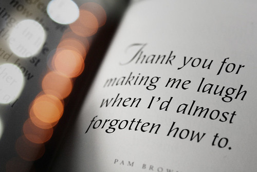 Day 131 : thank you .. | by TaRaNeeM <3
