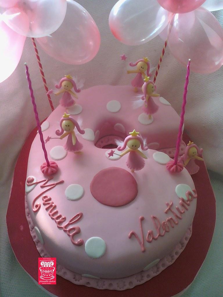 Number 6 Cake Tortas Decoradas Artesanalmente Con Todos