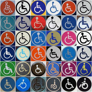 wheelchair access | by Leo Reynolds