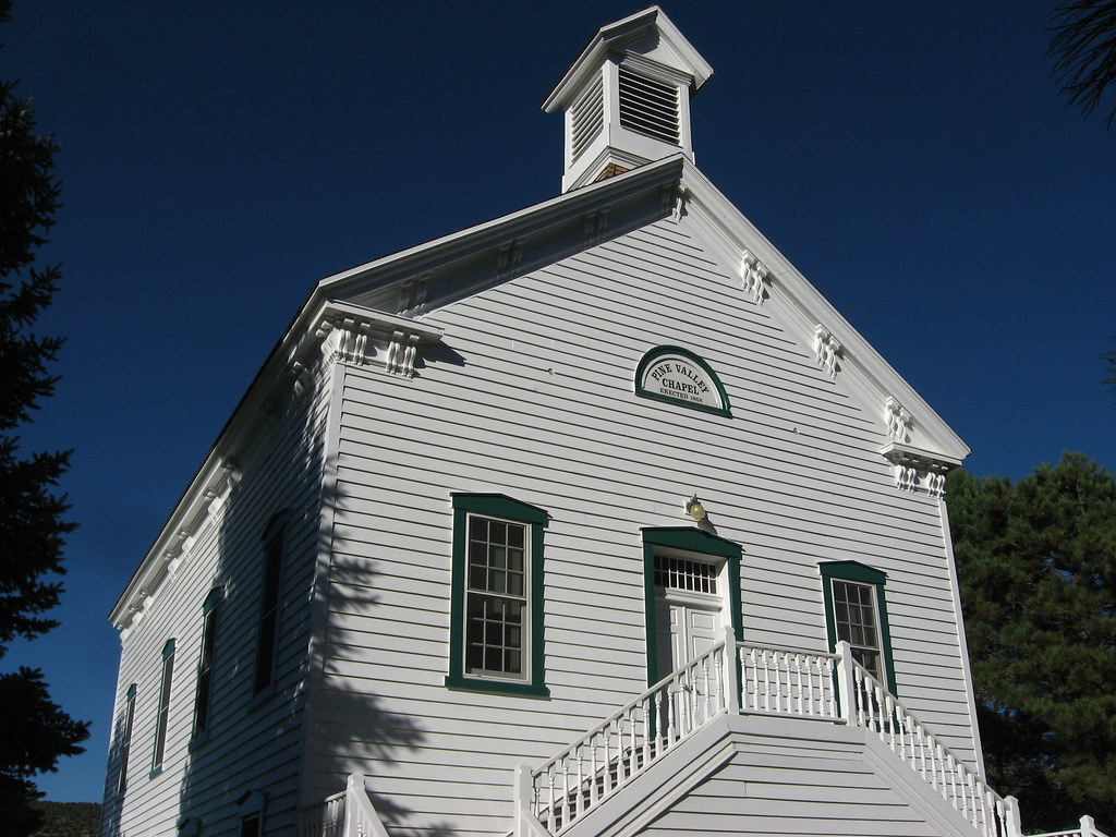 Pine Valley, Utah (13) | The Pine Valley Chapel and ...