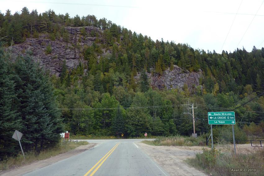 Route Foresti 232 Re 25 La Tuque Axel Drainville Flickr