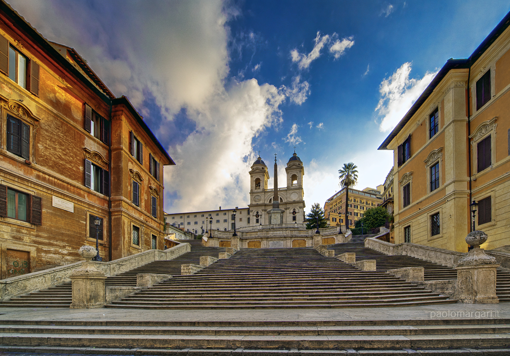 Image result for The Spanish Steps, Rome, Italy