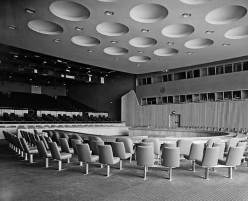 UN Economic and Social Council Chamber | by United Nations Photo