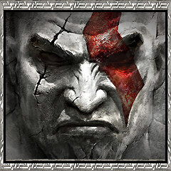 Kratos PSN Network Avatar Cecil | by PlayStation.Blog