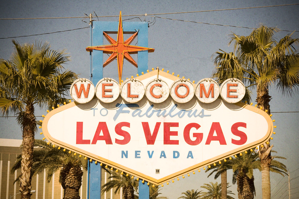 Welcome To Fabulous Las Vegas The Famous Welcome To Las