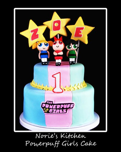 powerpuff girls cake norie s kitchen powerpuff cake powerpuff themed 6741