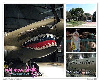 Dayton Air Force Museum Mosaic 1 - September 2010 | by Jessie {Creating Happy}