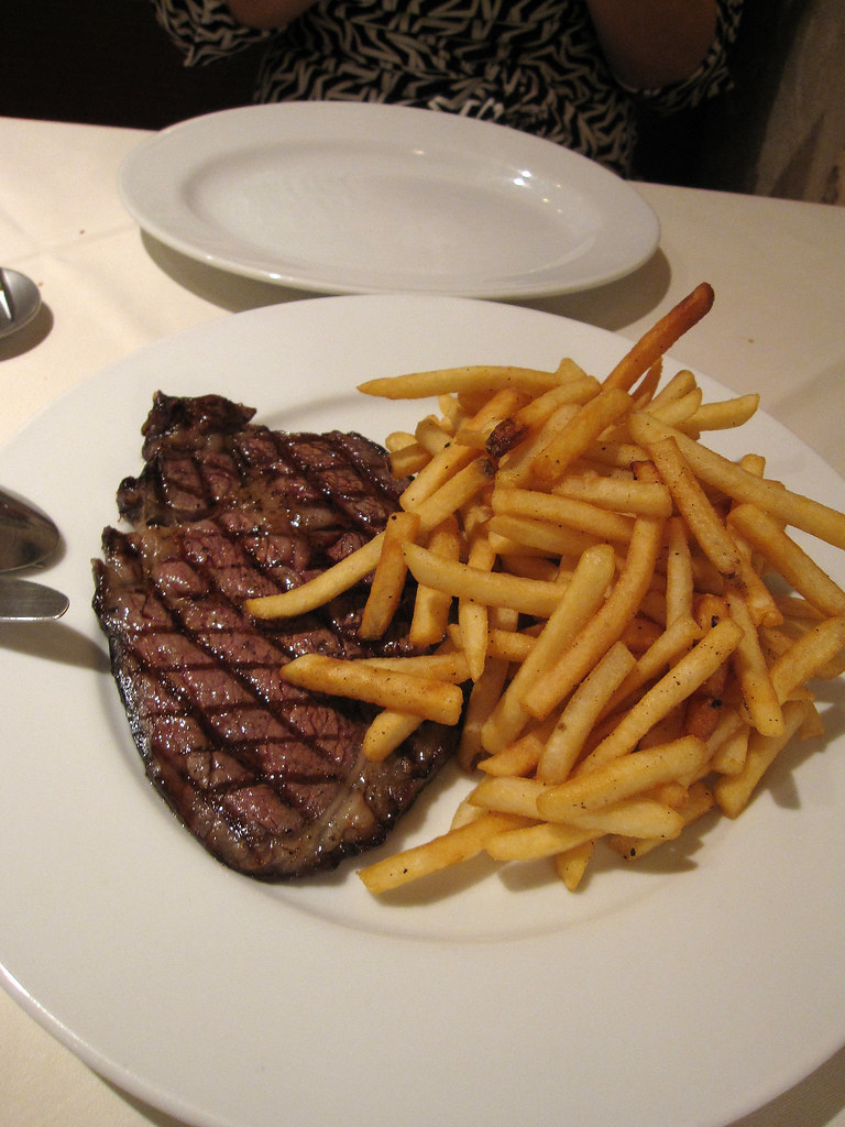 French Fries From Restaurant Vs Fast Food