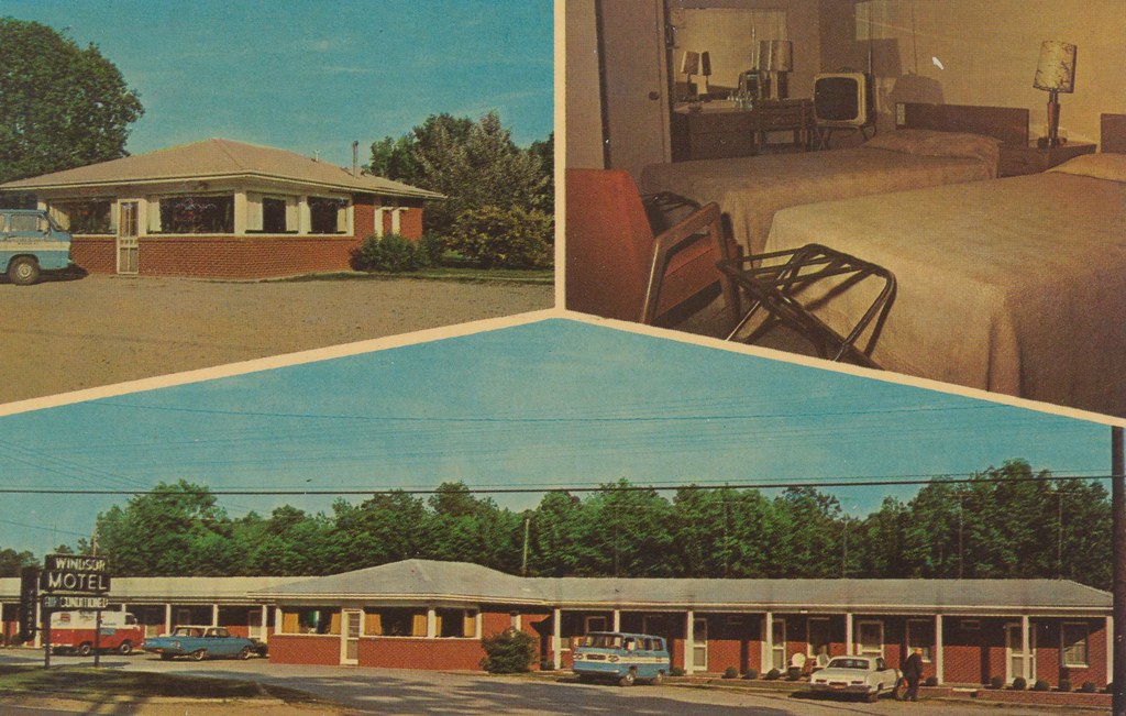 Windsor Motel & Restaurant - Windsor, North Carolina