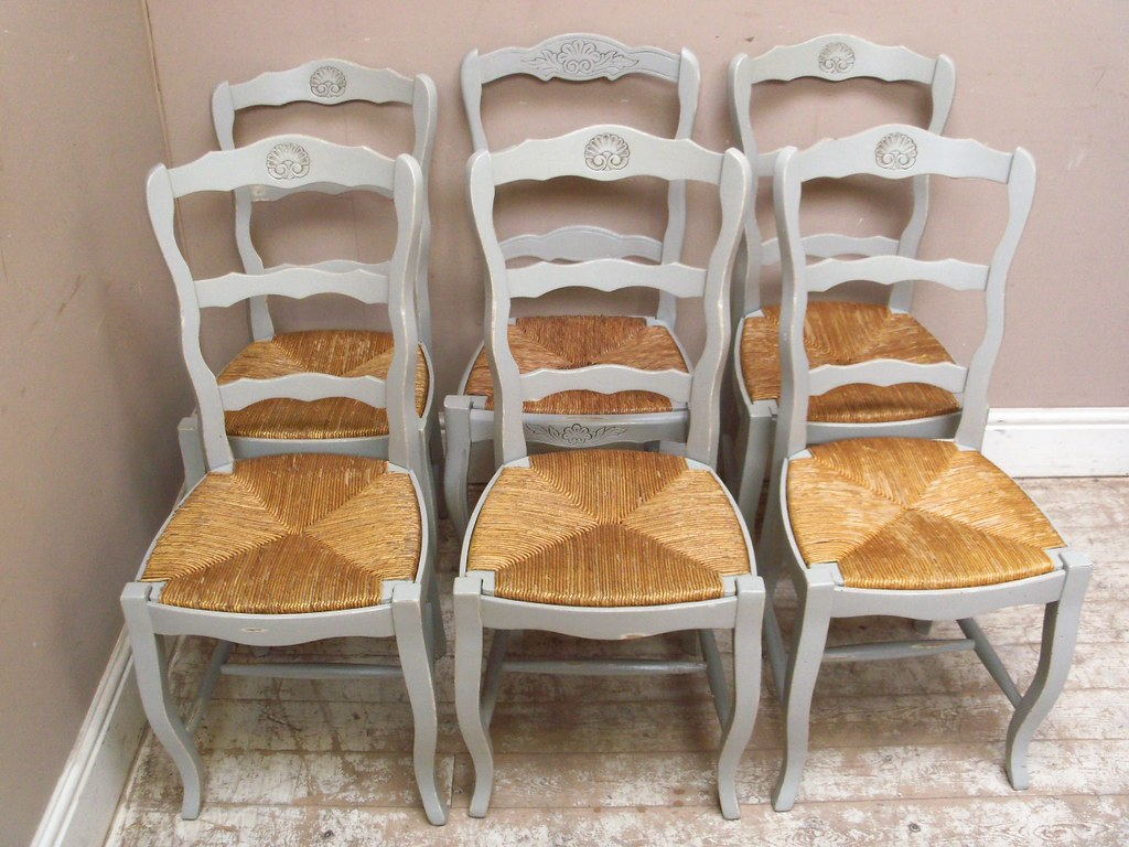 Antique Painted Chairs For Sale