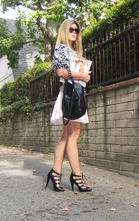 ferragamo hobo bag+lace up heels+tom ford sunglasses | by ...love Maegan