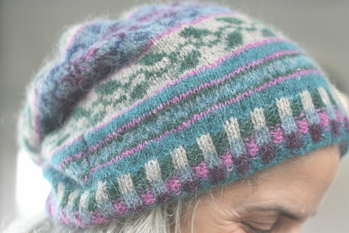 Vogue Fair Isle Hat in Felted Tweed | by add_knitter