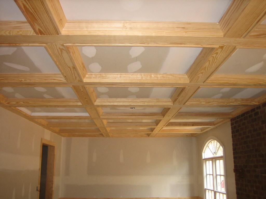 Coffered Ceiling Www Thefinishingcompany Net The
