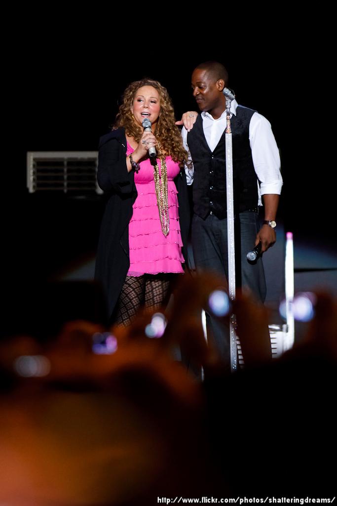 Mariah Carey @ SingaporeGP 2010 | Photos from the Formula 1 ...