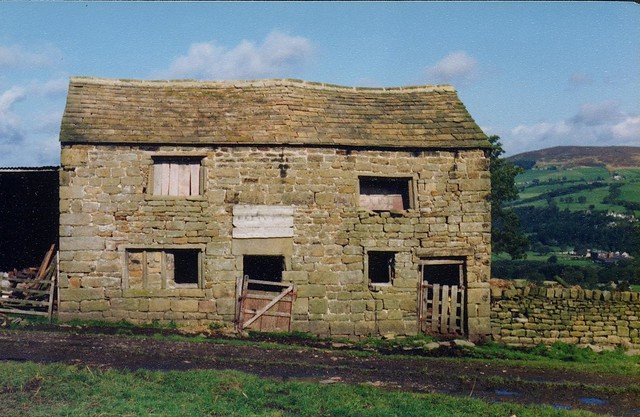 Cragg house farm 1988 08 old house addingham west for Classic house 1988