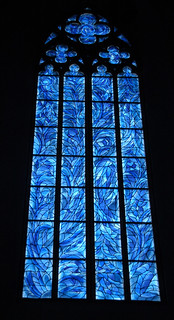 Chagall windows at St Stephens II | by Kathleen Tyler Conklin