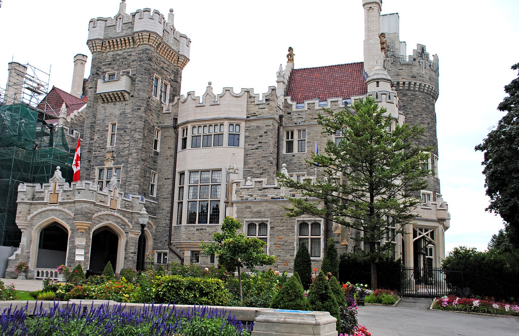 Casa loma toronto casa loma spanish for hill house for Casa loma mansion toronto