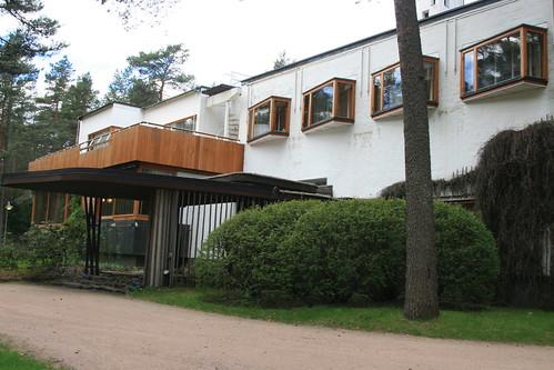 Villa mairea alvar aalto built 1938 to 1939 exterior - Villa mairea alvar aalto ...