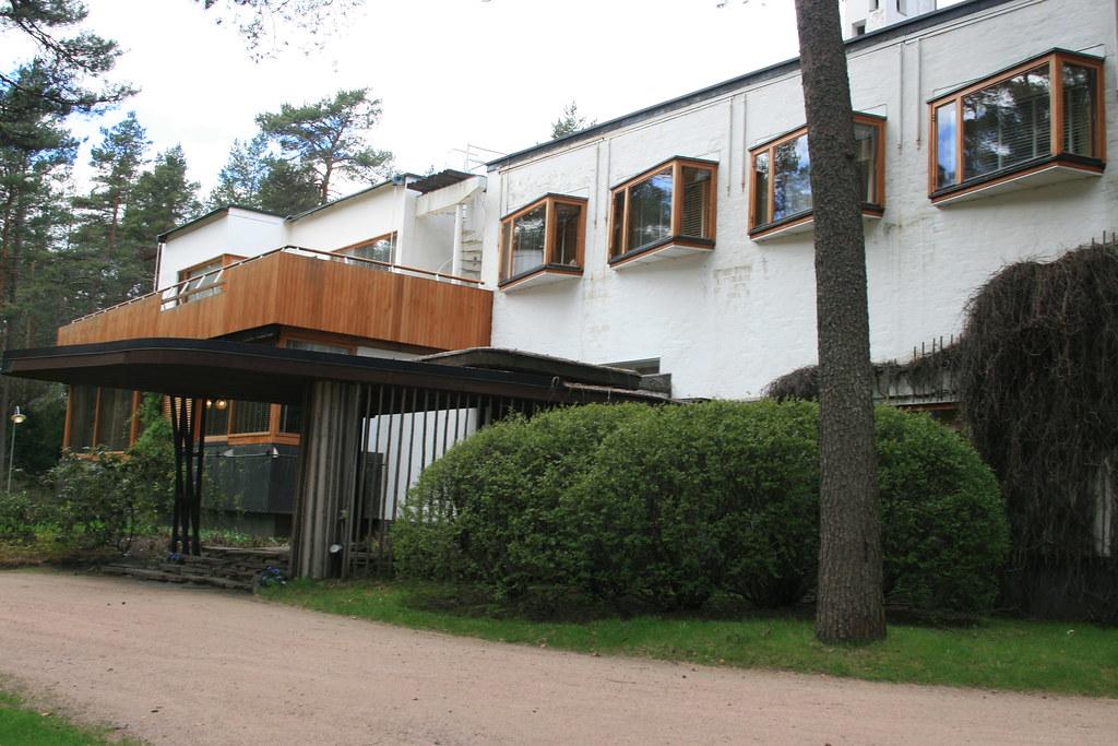 Villa mairea alvar aalto built 1938 to 1939 exterior en flickr - Villa mairea alvar aalto ...