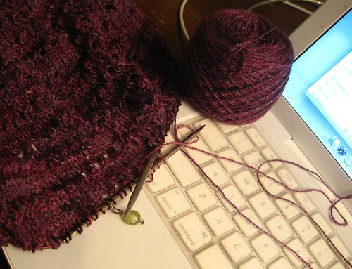 Oct4-KnittingBlogging | by crazyknittinglady