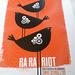 All done! Ra Ra Riot silkscreened poster