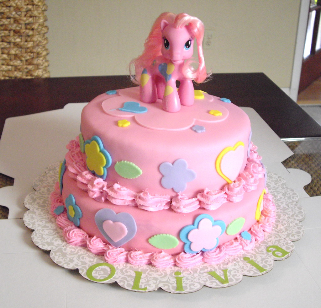 My Little Pony Cake My Little Pony Cake Gina Choo Quan