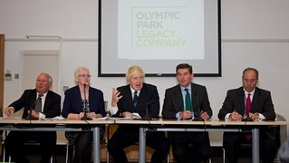 Olympic Park Legacy Vision launch | by Department for Communities and Local Government