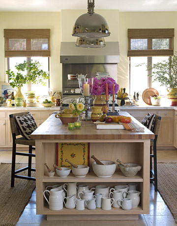 sues country kitchen country kitchen via house beautiful flickr 2604