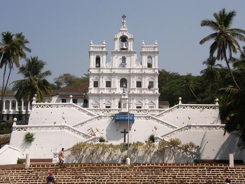 Churches Goa Goa Panjim Church | by