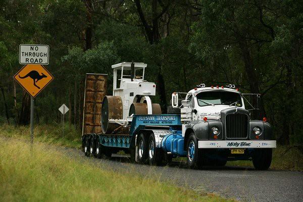 Mack Trucks B61 Models : Mack b model trucks australia flickr