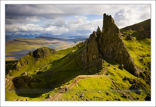 View from the Old Man of Storr [Explored] | by Maciej - landscape.lu