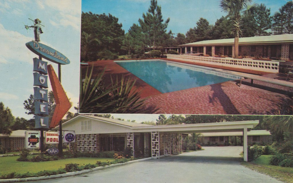 Dreamland Motel - Savannah, Georgia