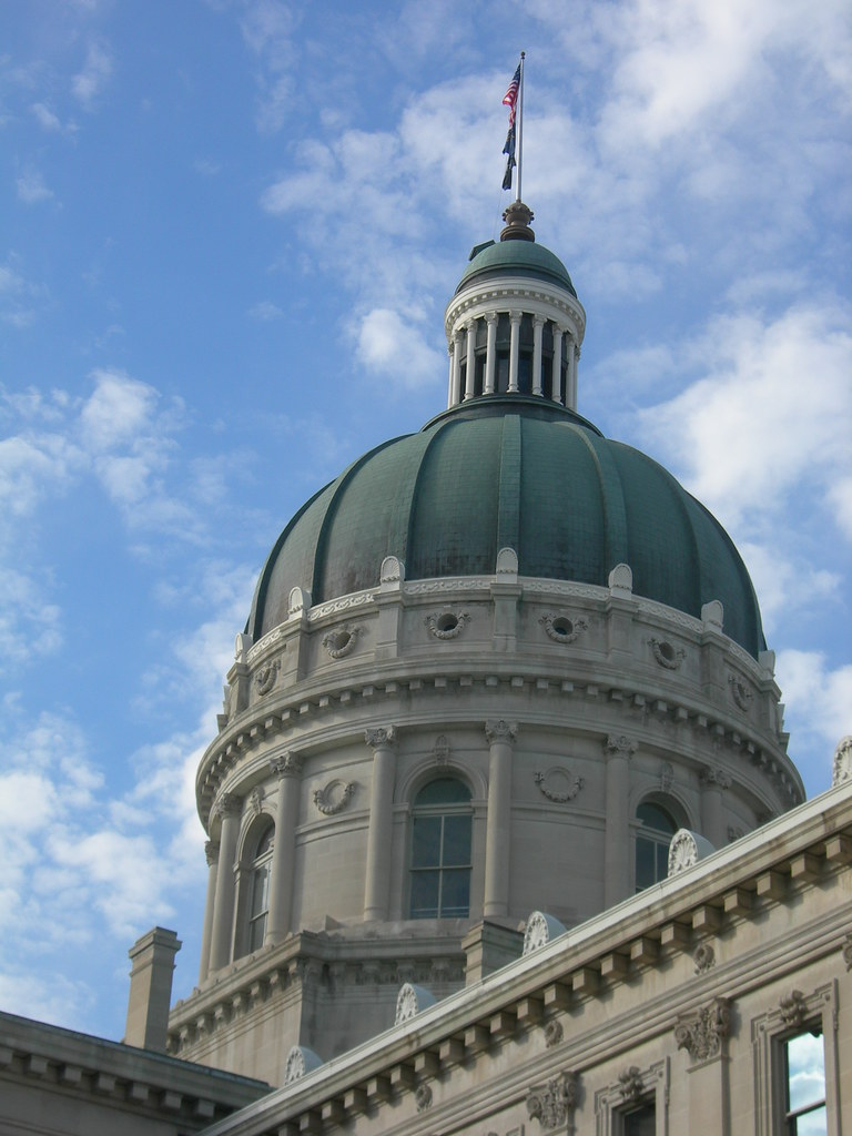 Indiana State Capitol ...
