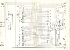 fiat 1500 wiring diagram supplement v 140 osca 1600gt flickr rh flickr com