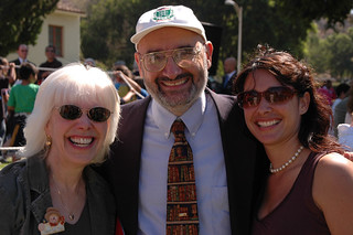 Paul Adalian with Family at Broome Library Groundbreaking | by California State University Channel Islands