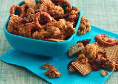 Spiced Cereal Trail Mix | by Cascadian Farm
