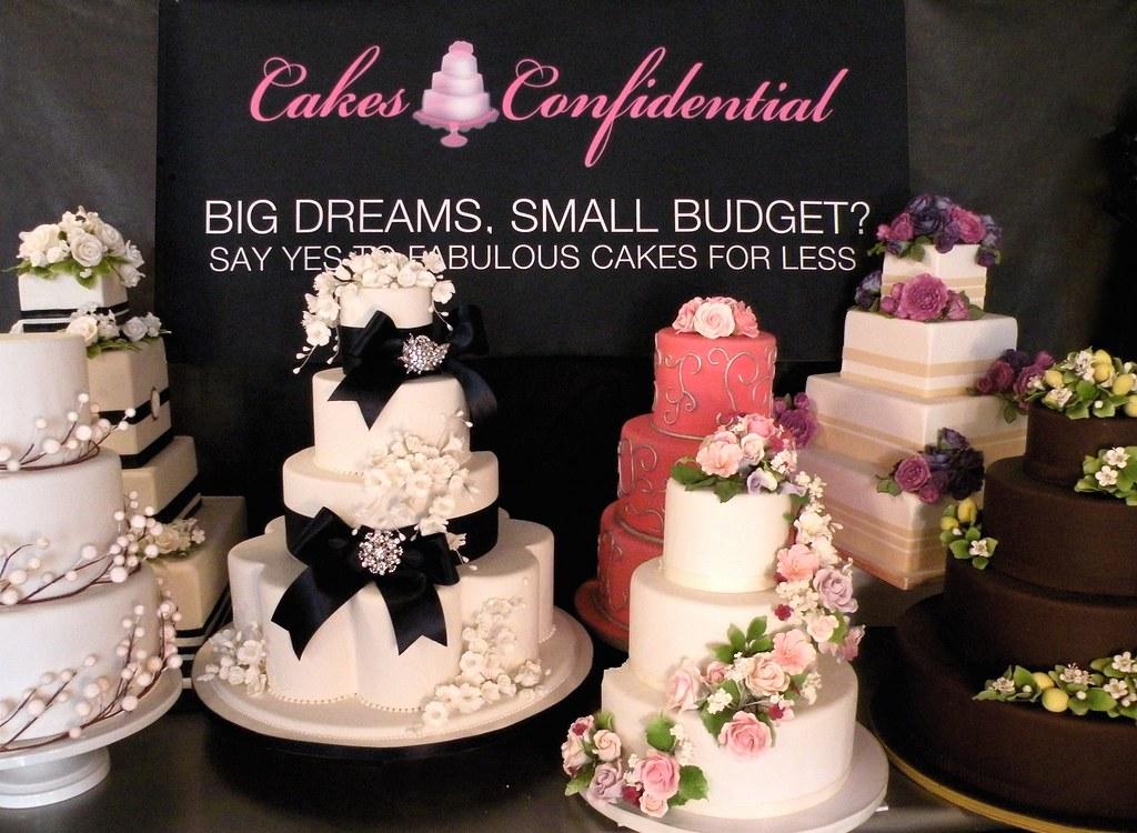 fake wedding cake reunion by cakes confidential