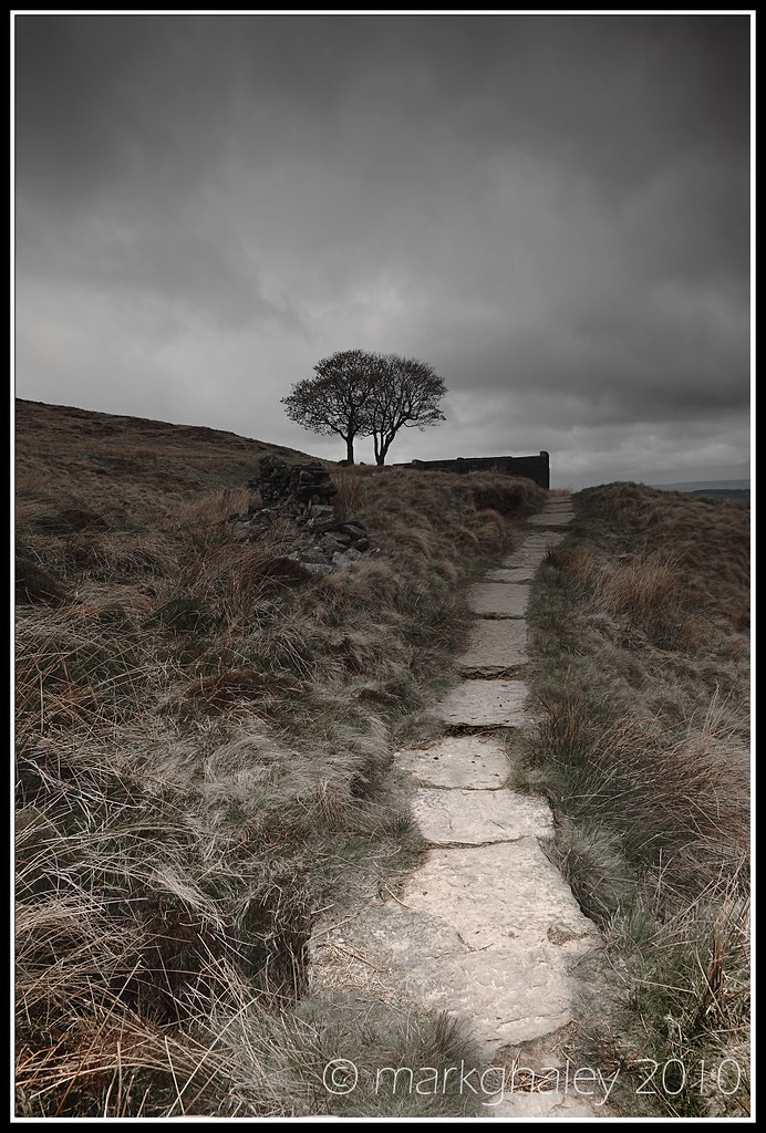 Top Withens Haworth Moor West Yorkshire England Flickr