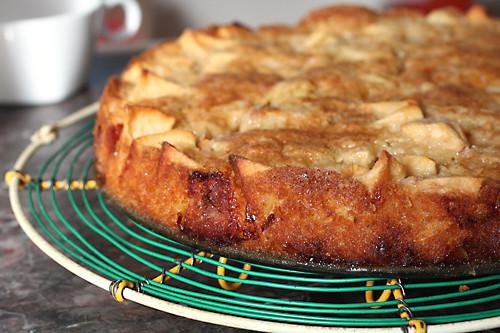 Apple Cake David Lebovitz