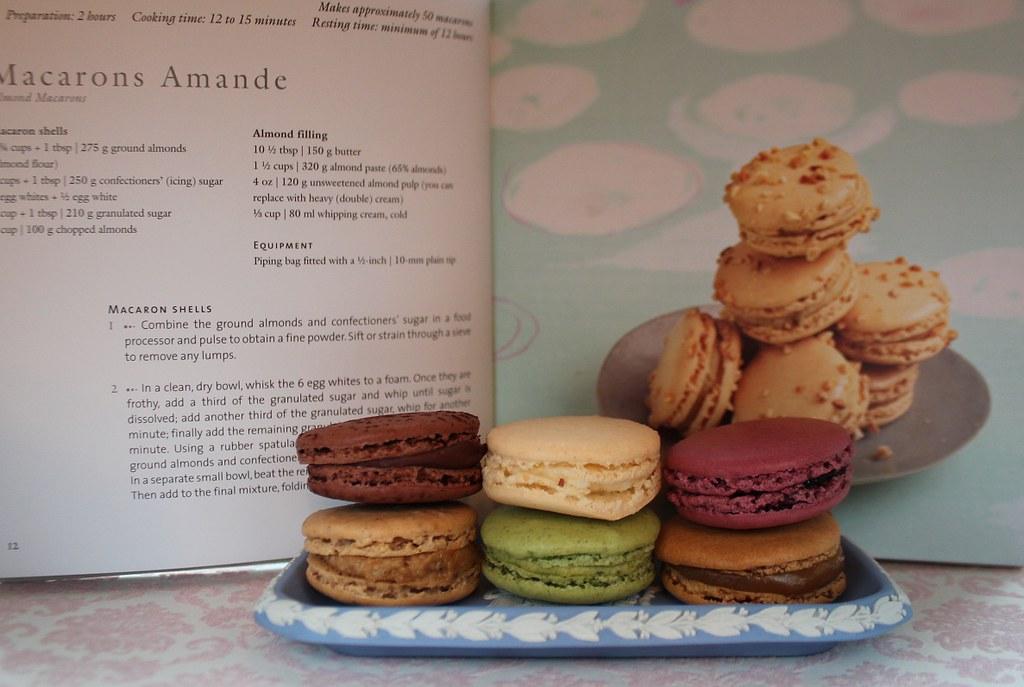 Macaron Recipe Book Sucre Recipe Book