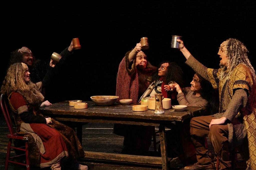A Klingon Christmas Carol - Commedia Beauregard | Photo Cred… | Flickr
