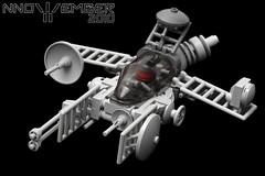 SF-137/rc Meteor by pasukaru76