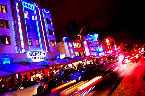 Ocean Drive Miami Beach, Fl. | by minds-eye