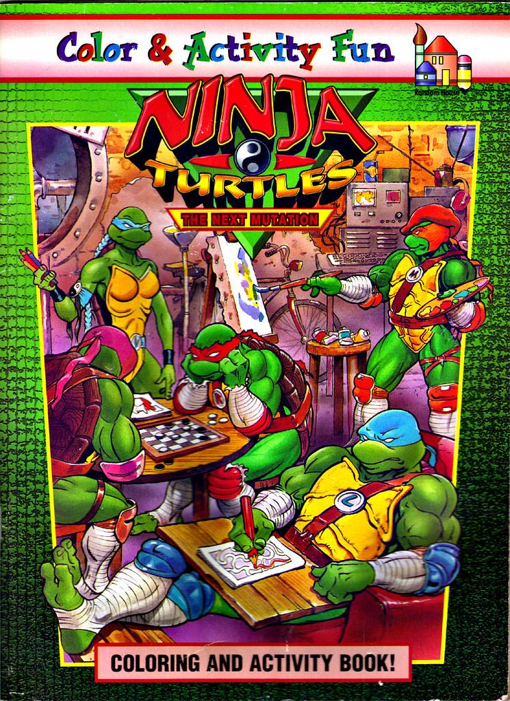 RANDOM HOUSE quot Ninja Turtles