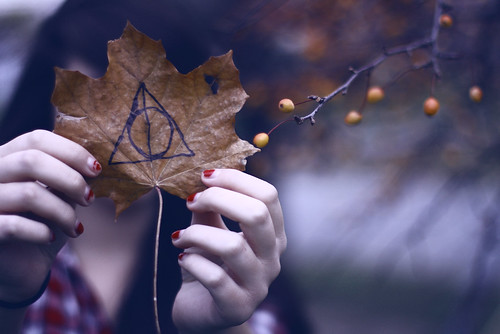 Deathly Hallows | by Nicolllle