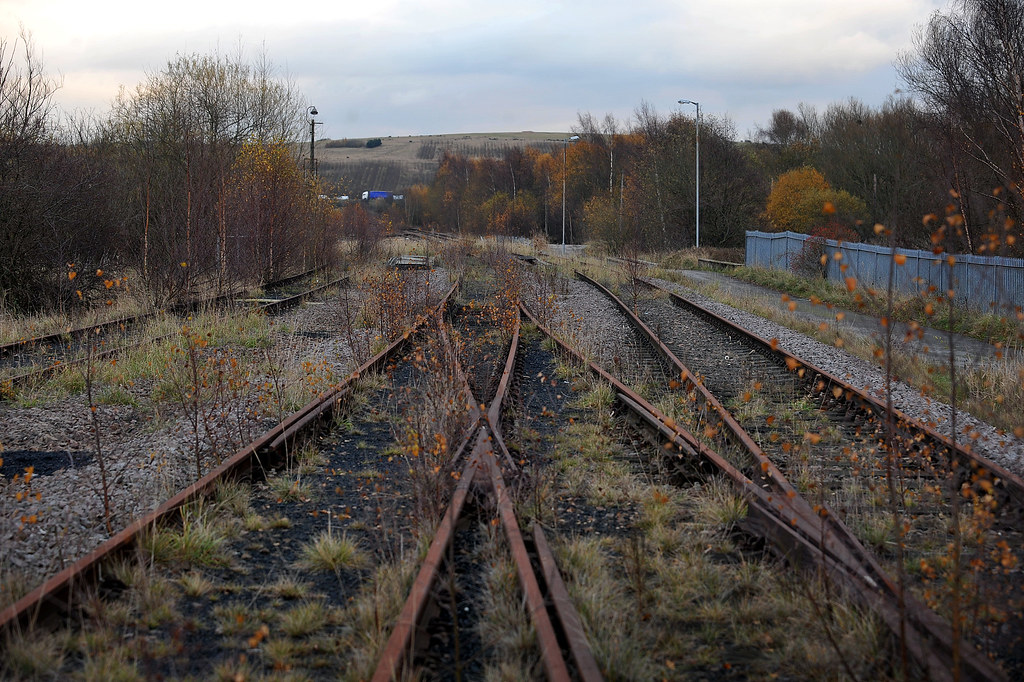 Seymour Junction Poolsbrook Staveley Chesterfield Flickr